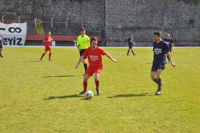 Tıp Bayramı Etkinlikleri Kapsamında Futbol Maçı Düzenlendi