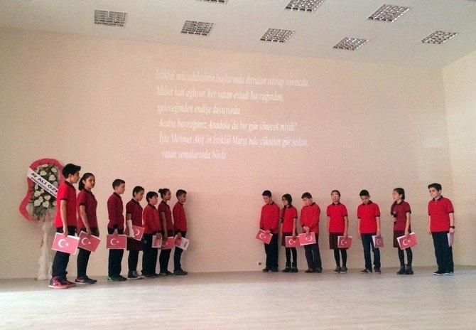 Öğrencilerden Örnek Proje