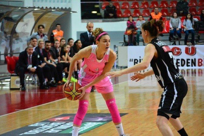AGÜ Spor, Eurocup'ta Yarı Finalde