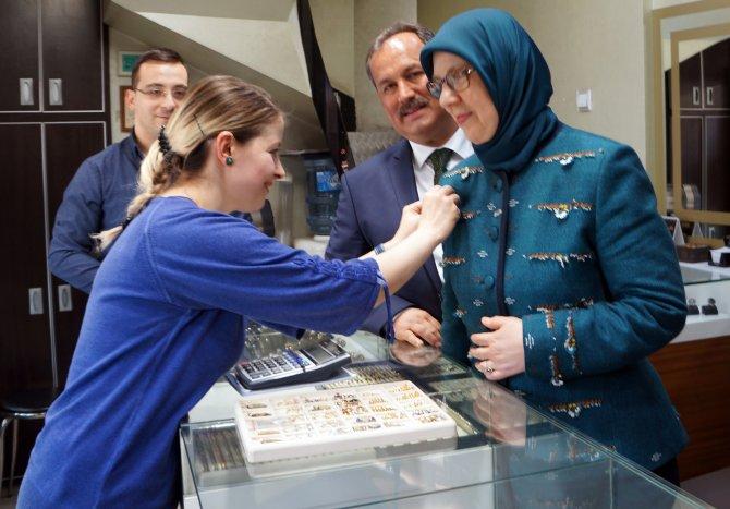 Bakan Ramazanoğlu: Terör örgütü halktan istediği desteği bulamadı