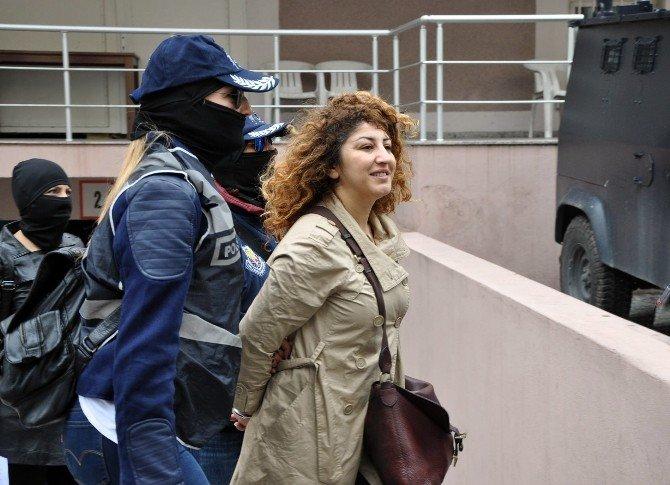 HDP İl Eş Başkanları Ve Yöneticileri Tutuklandı