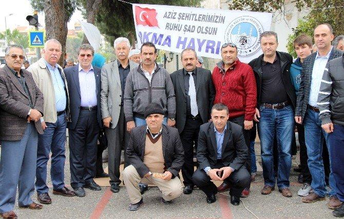 Erzurumlular Düşman İşgalinden Kurutluş Ve Şehitler İçin Lokma Döktürdü
