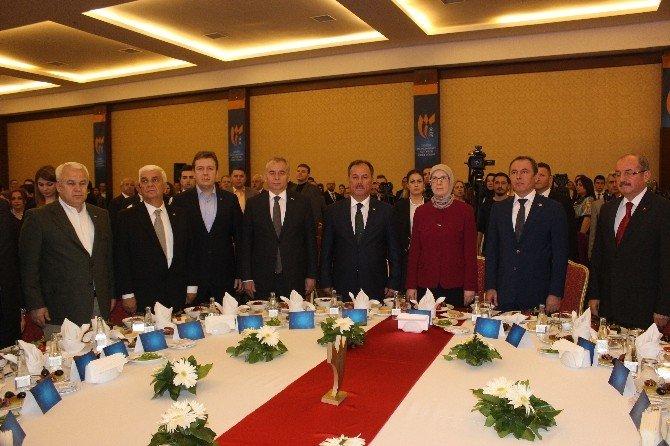 Bakan Ramazanoğlu: ''Terör Örgütü Çukur Siyasetinde Yok Olup Gitmek Üzere''