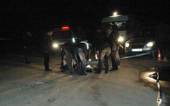 Arkadaşlar Arasında Çıkan Kavgada 1 Kişi Öldü 1 Kişi Yaralandı