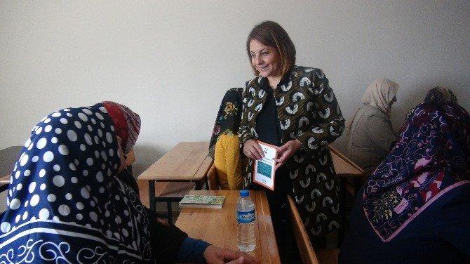 Büyükşehir Belediyesinden Kadınlar İçin Okuma Yazma Kursu Kampanyası
