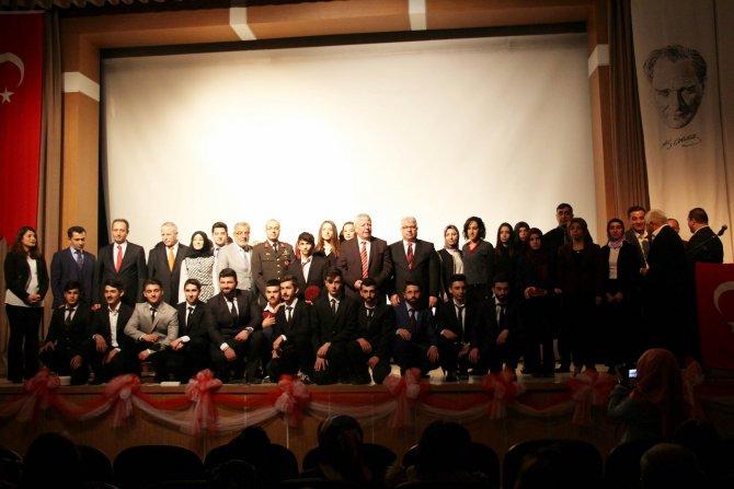 İstiklal Marşı'nın kabulü Çankırı'da çeşitli etkinliklerle kutlanıyor