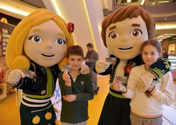 EXPO 2016 Biletleri AVM'lerde Satışa Çıktı