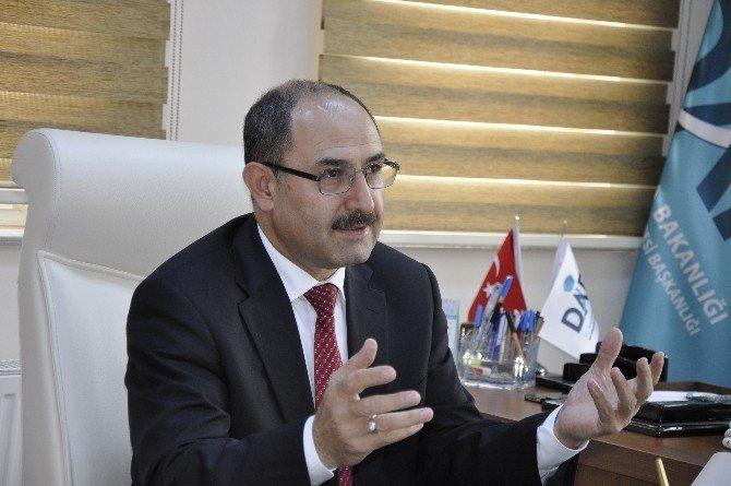 """DAP İdaresi Başkanı Adnan Demir: """"Genç Nüfusu Tarımda Tutmanın TEK Yolu Kırsal Kalkınmadır"""""""