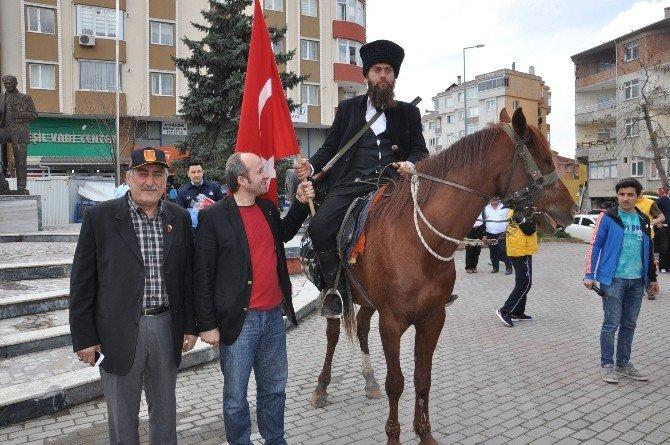 Diriliş'in Melik Alp'i, 57. Alay'la Yürüyecek