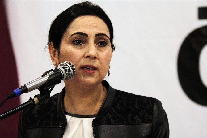 HDP'li Yüksekdağ'dan Dokunulmazlık Açıklaması