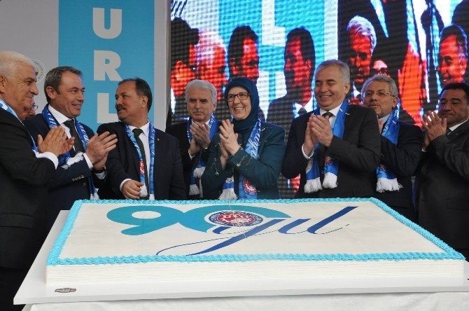 Bakan Ramazanoğlu, DTO'nun 90. Yıl Lansmanına Katıldı