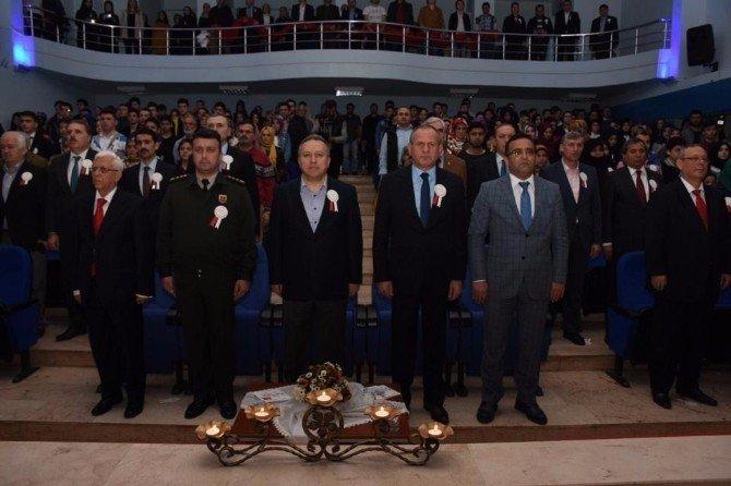 İstiklal Marşımızın 95. Yılı Kutlandı