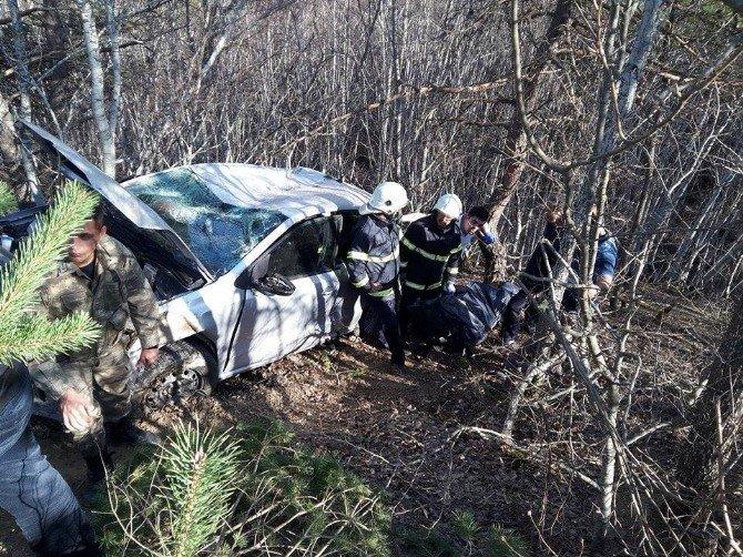 Erbaa'da Trafik Kazası: 1 Ölü