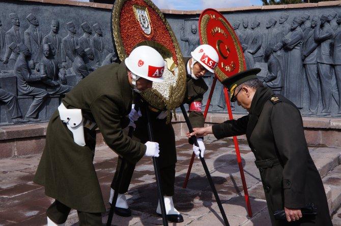 Erzurum'un düşman işgalinden kurtuluşunun 98. yıl dönümü kutlandı