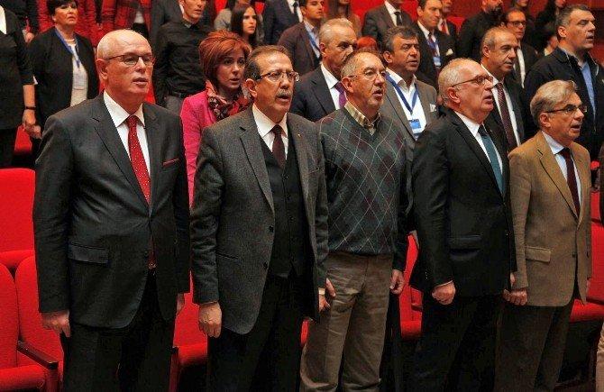 """Başkan Kurt: """"Odunpazarı Eskişehir'de Turizmin Merkezi Olmaya Aday"""""""