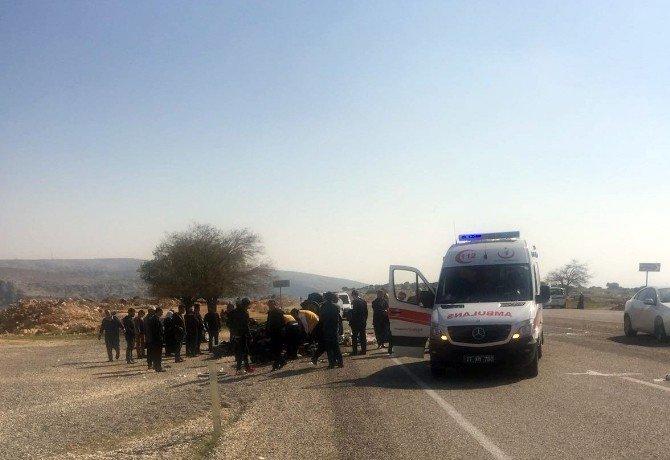 Gaziantep'te Araç Takla Attı: 3 Ölü, 1 Yaralı