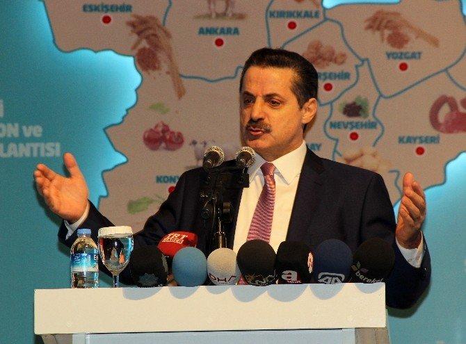 Bakan Çelik, Konya'da Sektörel Ortak Akıl Toplantısına Katıldı
