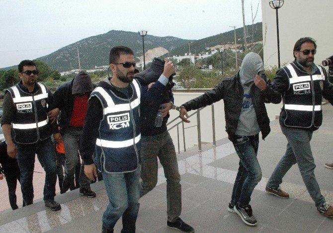 İnsan Tacirlerine Operasyon