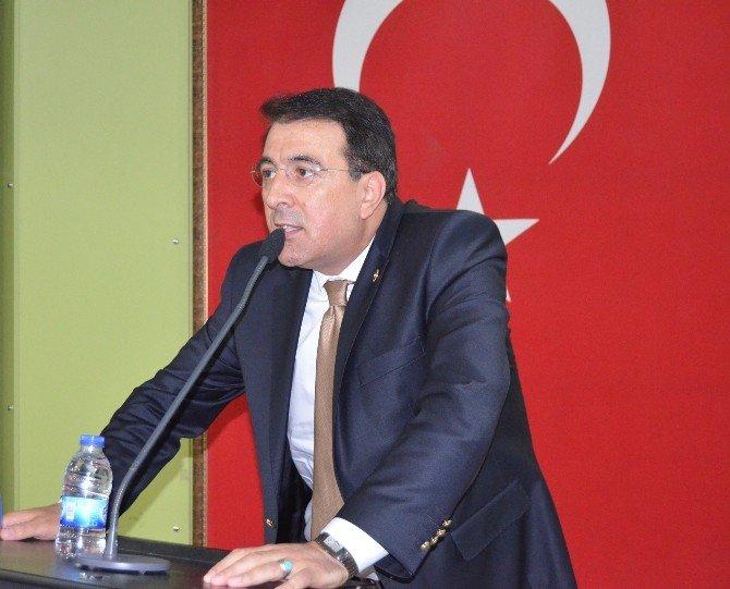 Aydemir: 12 Mart Anadolu Coğrafyası'nın Kutlu Bir Vaktidir.