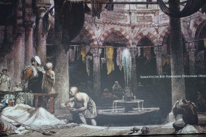 Seyyahların 200 yıllık İstanbul resimleri Deniz Müzesi'nde