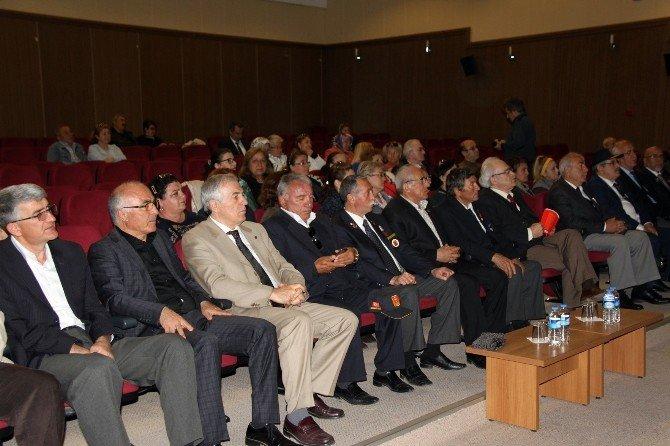 İstiklal Marşının 95. Yıl Dönümü Ve Büyük Şair Akif Didim'de Ele Alındı