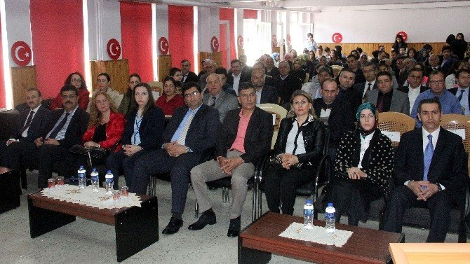 Bozkurt'ta İstiklal Marşı'mızın Kabulü Ve Mehmet Akif Ersoy'u Anma Etkinlikleri Yapıldı