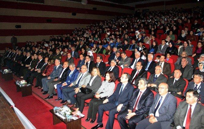 İstiklal Marşı'nın Kabulünün 95. Yılı Kutlandı