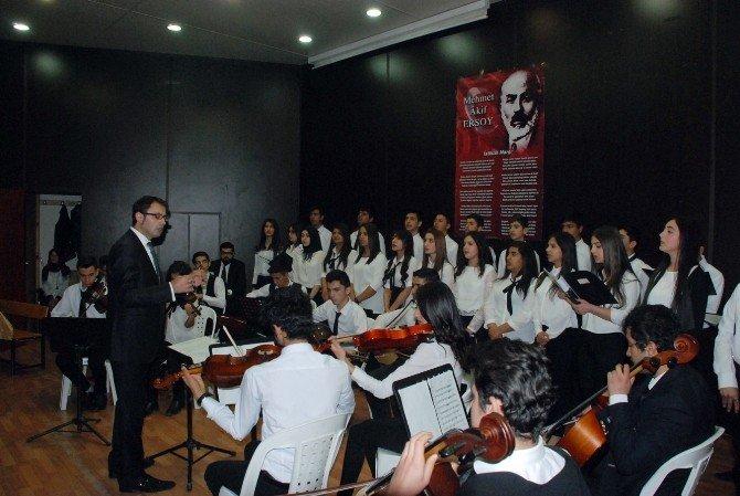 Vatan Şairi Mehmet Akif Ersoy Adıyaman'da Anıldı