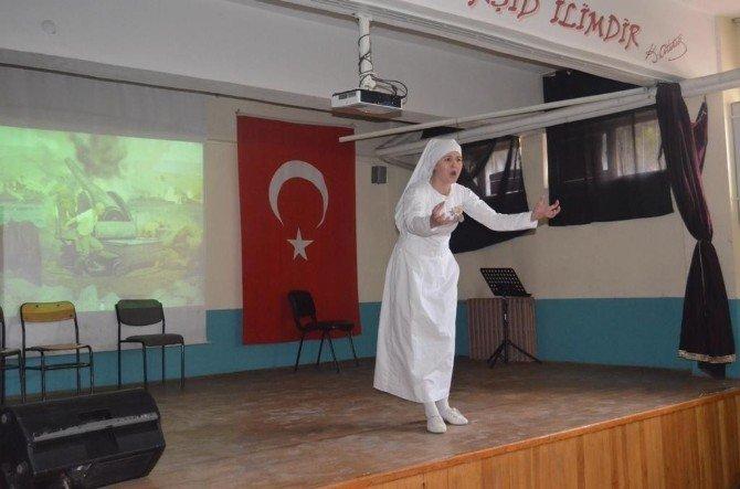İstiklal Marşının Kabulü Selendi'de Kutlandı