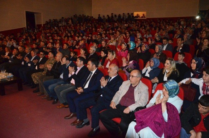 Fatsa'da Mehmet Akif Ersoy Anıldı