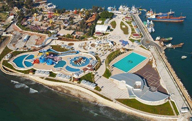 Mersin'deki Deniz Park'ın Yıkımına Suç Duyurusu