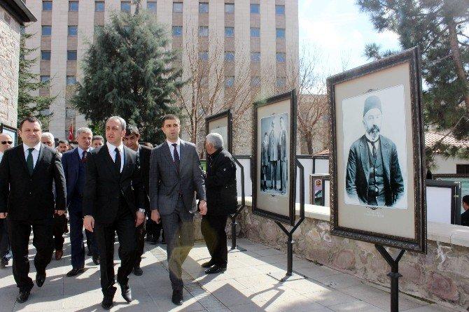 """MHP Ankara İl Başkanı Çetinkaya: """"İstiklal Marşı, Türk Milletine İnancın Adı"""""""