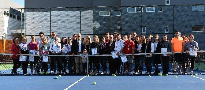 ATAM Tenis Turnuvası Sona Erdi