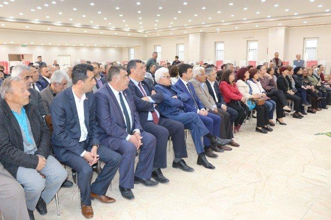 CHP Niğde'de '68 Kuşağı Ve Cumhuriyet Halk Partisi' Paneli Düzenledi