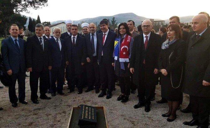 Antalya'dan Kardeş Şehir Mostar'a Öğrenci Yurdu