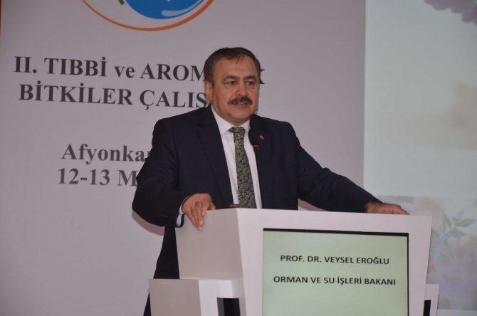 Bakan Eroğlu: 5 milyon liraya tesis kurduk, herkes destek versin