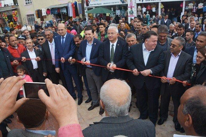 Torbalı'da İlk Meydan Atatürk Mahallesi'nde Açıldı
