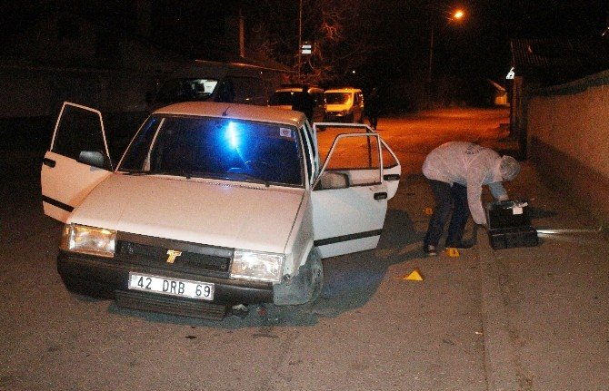 Çocukluk Arkadaşını, Otomobilini Duvara Çarptığı İçin Öldürmüş