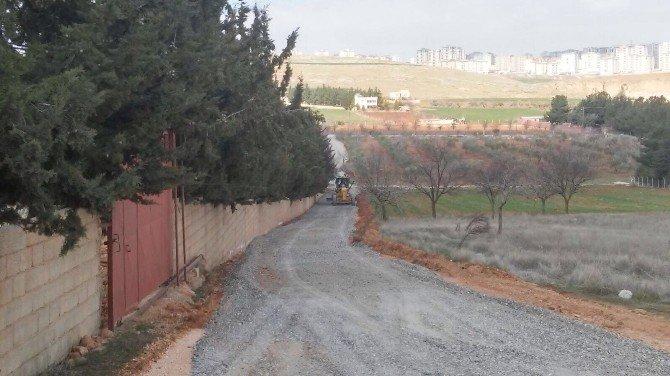 Gaziantep'te 350 Köyde Arazi Yolu Açtı
