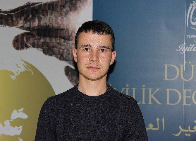 """Yaralı Polise Siper Olan Kahraman Asker: """"Ödülü Tüm Silah Arkadaşlarım İçin Alıyorum"""""""