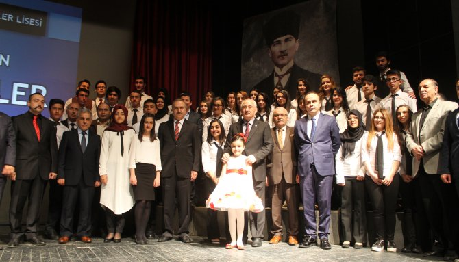 İstiklal Marşı'nın kabulü, coşkulu programla kutlandı