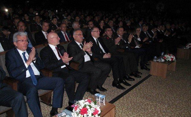 Şkm De İstiklal Marşının Kabulü Ve Mehmet Akifi Anma Günü