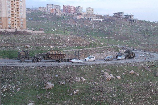 Şırnak'ta Yasak Hazırlığı Sürüyor