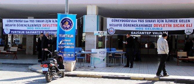 YGS'ye Girecek Terör Mağduru Öğrencilere Devlet Eli