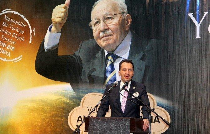 Necmettin Erbakan Elazığ'da Anıldı