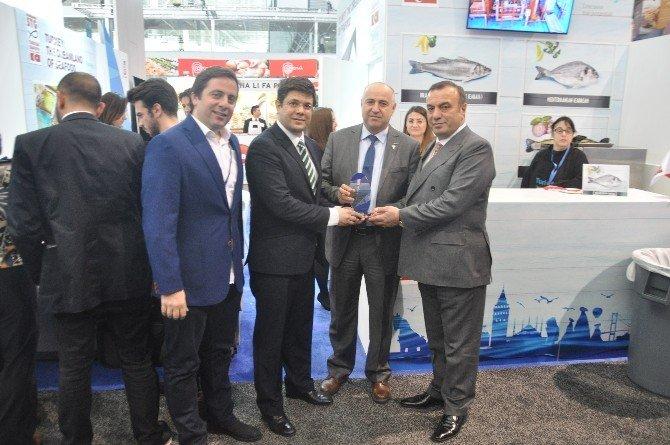 Türk Su Ürünleri Amaerika'da Görücüye Çıktı