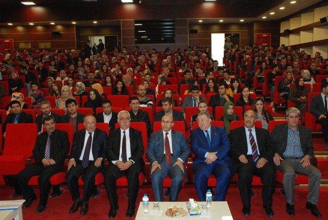 Vali Demirtaş, Aday Öğretmenlerle Bir Araya Geldi