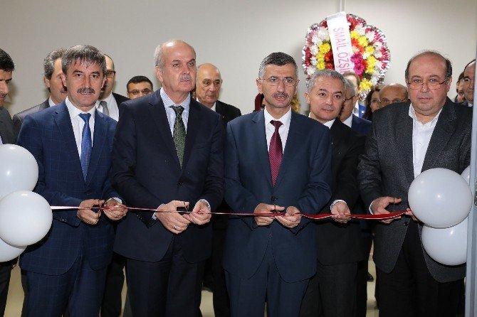 Başkan Şirin Eğitim Salonlarının Açılışına Katıldı