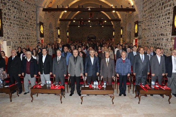 'Çanakkale'yi Destanlaştıran Ruh' Konferansı Düzenlendi