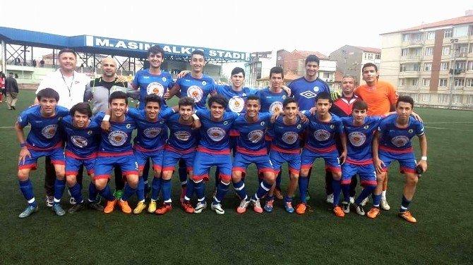 Aydın'ın Kız Ve Erkek Futbol Takımları Yarı Finale Yükseldi